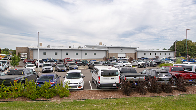 Longmont Ford Reconditioning Center