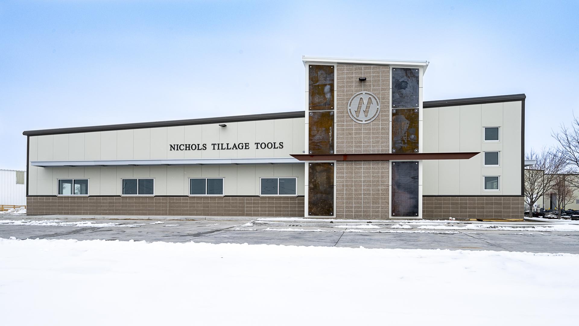 Nichols Tillage Tools