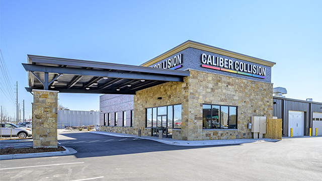 Caliber Collision Denver