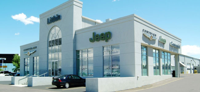 Lithia Centennial Chrysler Jeep
